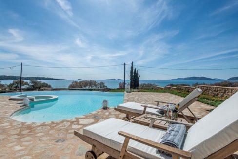 Amazing Seafront Villa in Peloponnese, Porto Heli , Ermioni Peloponnese Villa for sale, Porto Heli Villa for Sale, Petrothallasa Peloponnese 3