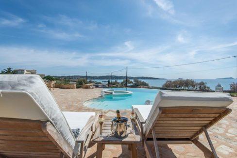 Amazing Seafront Villa in Peloponnese, Porto Heli , Ermioni Peloponnese Villa for sale, Porto Heli Villa for Sale, Petrothallasa Peloponnese 4