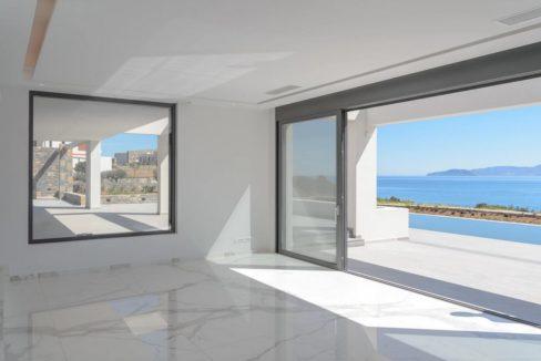 Beachfront Luxury Villa in Crete, Agios Nikolaos. Luxury Beachfront Property in Crete, Seafront Villa Crete for Sale, Luxury Estate in Crete 18