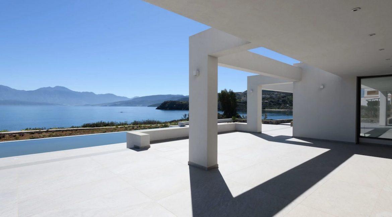 Beachfront Luxury Villa in Crete, Agios Nikolaos. Luxury Beachfront Property in Crete, Seafront Villa Crete for Sale, Luxury Estate in Crete 19