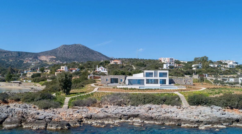 Beachfront Luxury Villa in Crete, Agios Nikolaos. Luxury Beachfront Property in Crete, Seafront Villa Crete for Sale, Luxury Estate in Crete 23