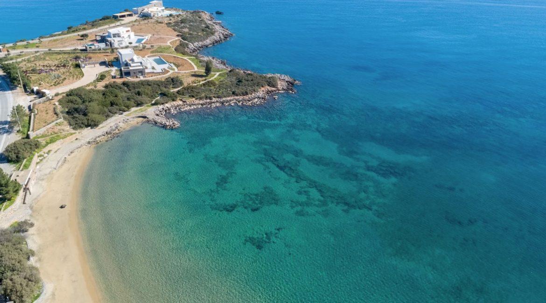 Beachfront Luxury Villa in Crete, Agios Nikolaos. Luxury Beachfront Property in Crete, Seafront Villa Crete for Sale, Luxury Estate in Crete 3