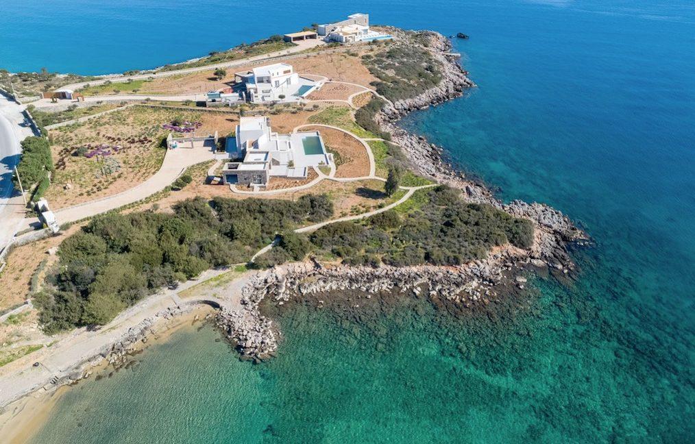 Beachfront Luxury Villa in Crete, Agios Nikolaos. Luxury Beachfront Property in Crete, Seafront Villa Crete for Sale, Luxury Estate in Crete 4
