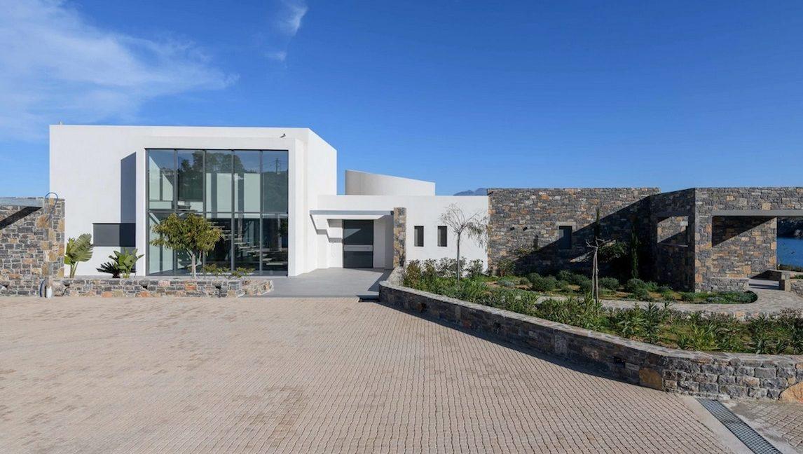 Beachfront Luxury Villa in Crete, Agios Nikolaos. Luxury Beachfront Property in Crete, Seafront Villa Crete for Sale, Luxury Estate in Crete 7