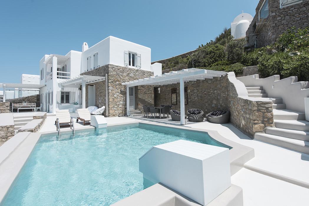 Big Luxury Villa in Mykonos, Ag. Ioannis Diakoftis