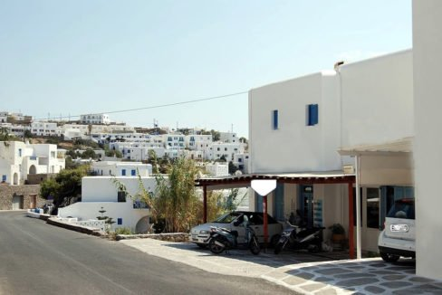 Commercial Property in Mykonos, at the busiest Road of Mykonos Town. Property for sale in Mykonos Town, Mykonos Chora Commercial Building 4