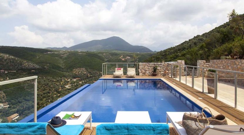 Exquisite Villa at Sivota Bay with Panoramic View. Lefkada Villa for Sale. Sivota Villa for Sale. Lefkada Villas, Ionian Villas, Sea VIew Villa Lefkas