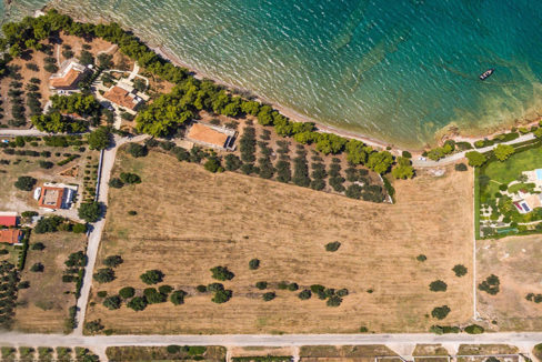 Land in Porto Heli for Sale, By the Sea, Ideal to Built 1-3 Villas, Beachfront Land for Sale in Porto Heli, Seafront land to built in Porto Heli 12
