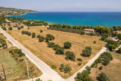 Land in Porto Heli for Sale, By the Sea, Ideal to Built 1-3 Villas, Beachfront Land for Sale in Porto Heli, Seafront land to built in Porto Heli 7