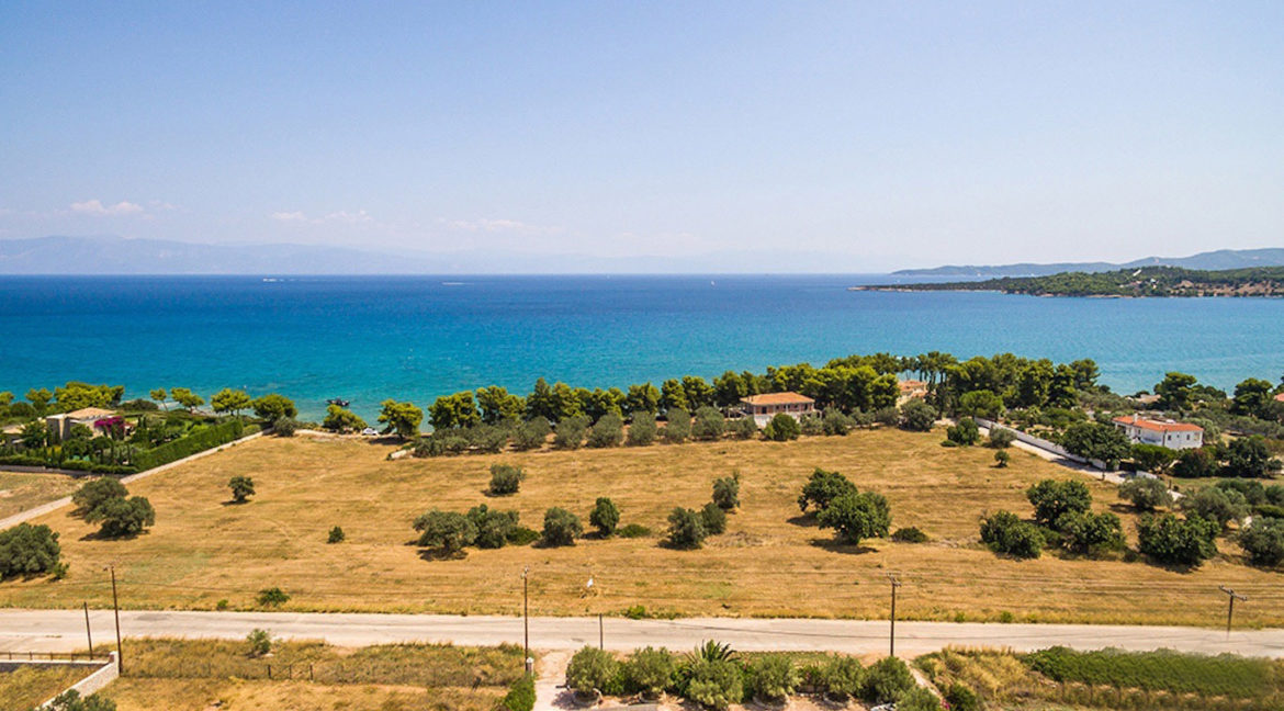 Land in Porto Heli for Sale, By the Sea, Ideal to Built 1-3 Villas, Beachfront Land for Sale in Porto Heli, Seafront land to built in Porto Heli 9