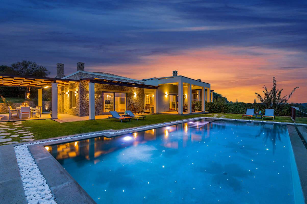 Luxury Property in Corfu