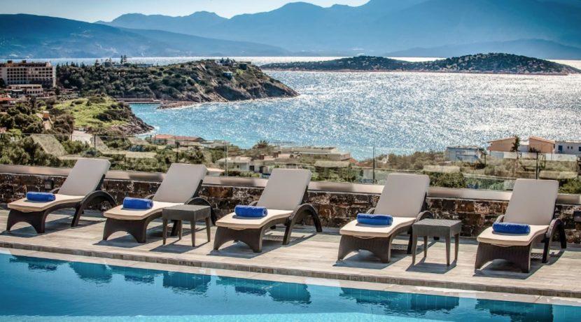 Luxury Villa in Agios Nikolaos Crete, by the sea. Villas for Sale in Crete, Seafront Villas in Crete, Luxury Estate Crete 19