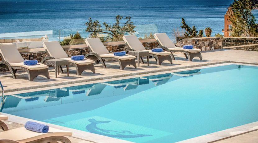 Luxury Villa in Agios Nikolaos Crete, by the sea. Villas for Sale in Crete, Seafront Villas in Crete, Luxury Estate Crete 20