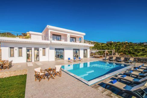 Luxury Villa in Agios Nikolaos Crete, by the sea. Villas for Sale in Crete, Seafront Villas in Crete, Luxury Estate Crete 22