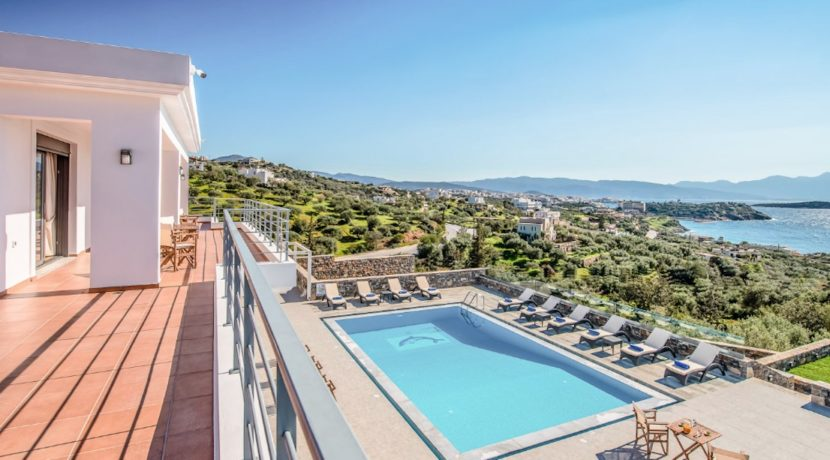 Luxury Villa in Agios Nikolaos Crete, by the sea. Villas for Sale in Crete, Seafront Villas in Crete, Luxury Estate Crete 24