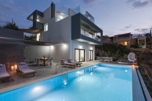 Luxury Villa in Crete, Bali. Villas in crete 2019, villas in Crete for sale, Villas and Homes in Crete, Rethymno Villas for sale 22