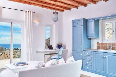 Luxury villa in Mykonos with 10,000 sqm land. Mykonos Villas, Luxury Villa for Sale in Mykonos, Mykonos Luxury Villas, Real Estate Mykonos, Agrari 11