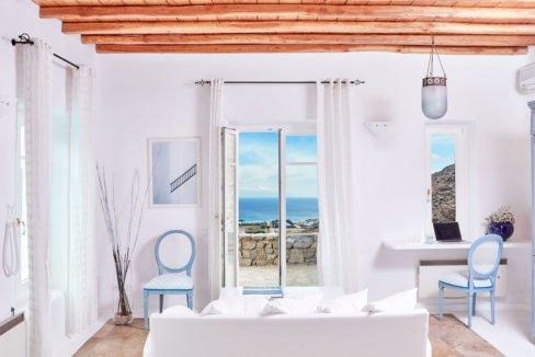 Luxury villa in Mykonos with 10,000 sqm land. Mykonos Villas, Luxury Villa for Sale in Mykonos, Mykonos Luxury Villas, Real Estate Mykonos, Agrari 12