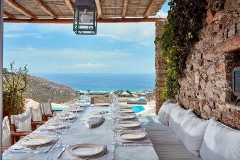 Luxury villa in Mykonos with 10,000 sqm land. Mykonos Villas, Luxury Villa for Sale in Mykonos, Mykonos Luxury Villas, Real Estate Mykonos, Agrari 27