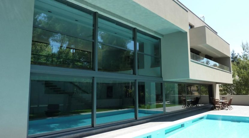 Luxury villa in North Athens, Dionisos area. Luxury Villas in North Athens, Villas in Athens, Luxury Property in Athens, Villa with Pool for Sale in Attica 17