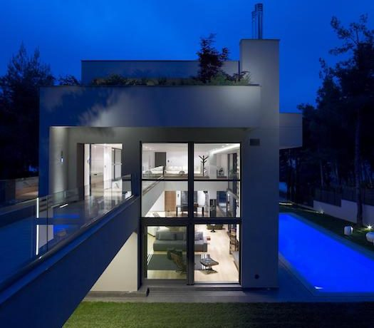 Luxury villa in North Athens, Dionisos area. Luxury Villas in North Athens, Villas in Athens, Luxury Property in Athens, Villa with Pool for Sale in Attica 2