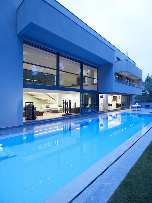 Luxury villa in North Athens, Dionisos area