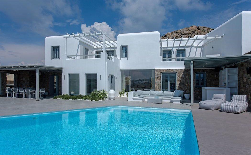 NEW Villa in Mykonos, Ornos area, New Villas in Mykonos Greece for sale. Luxury Villas for sale in Mykonos, Ornos Villa in Mykonos for sale 1