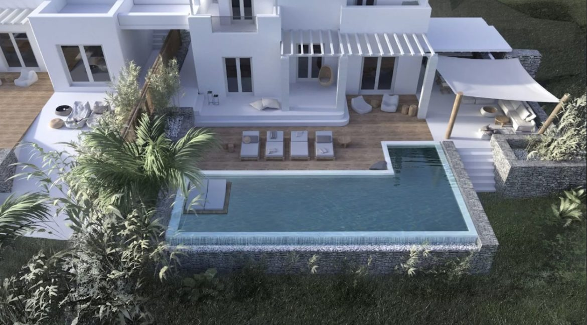 New Villas in Mykonos Greece for sale. Luxury Villas for sale in Mykonos1