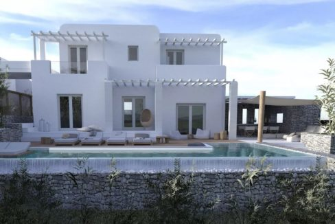 New Villas in Mykonos Greece for sale. Luxury Villas for sale in Mykonos2