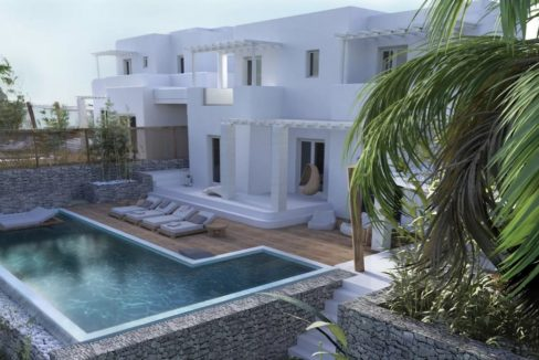 New Villas in Mykonos Greece for sale. Luxury Villas for sale in Mykonos3