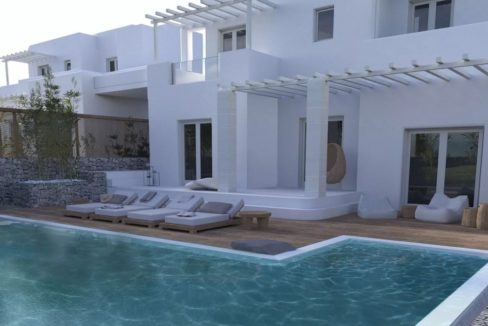 New Villas in Mykonos Greece for sale. Luxury Villas for sale in Mykonos
