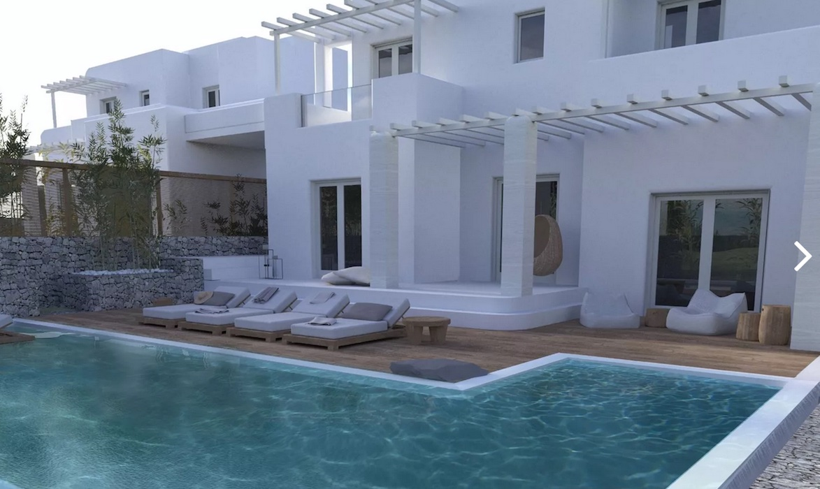 NEW Villa in Mykonos, Ornos area – Be the first to get it!