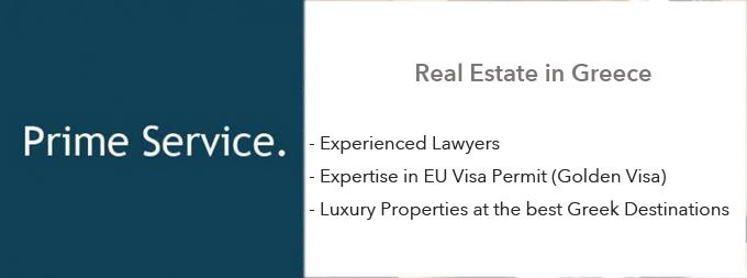 Real Estate Services in Greece