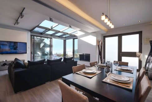 Sea View villa in Lagonissi , Athens Riviera 28