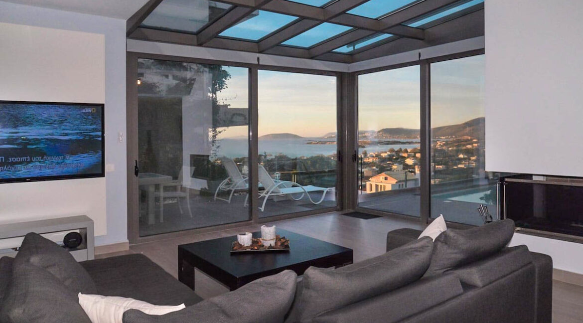 Sea View villa in Lagonissi , Athens Riviera 34