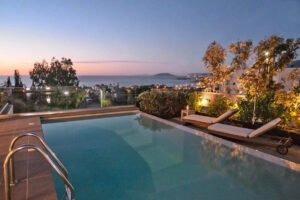 New Beautiful Villa at Lagonissi, Attica