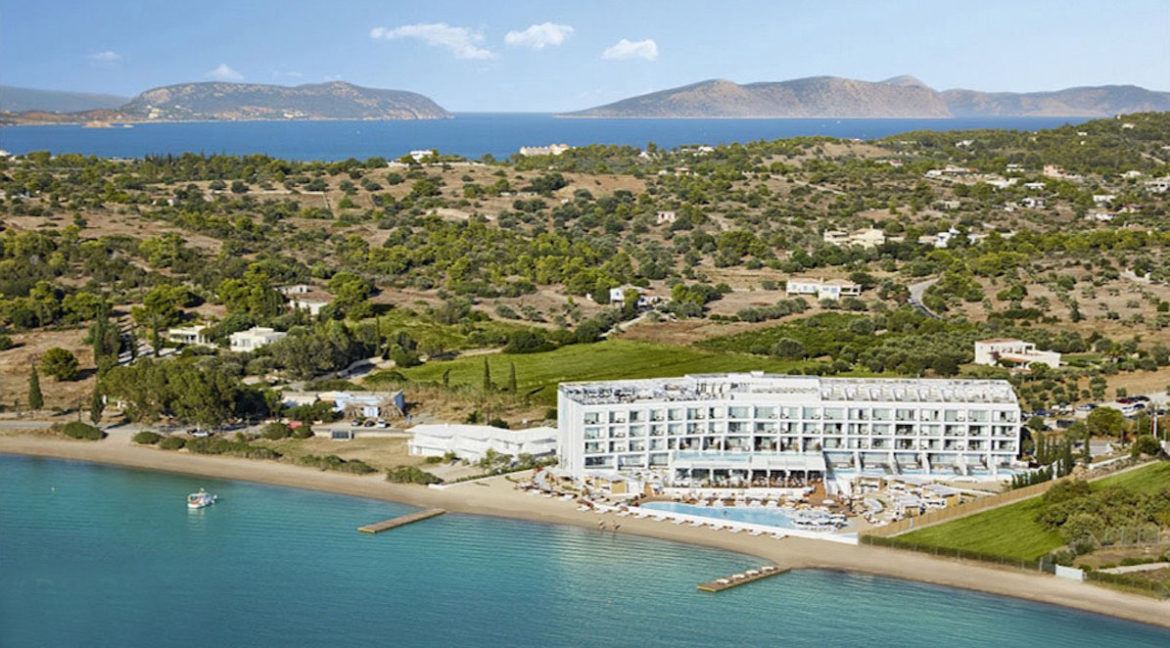 Seafront Land next to Nikki Beach Hotel in Porto Heli, Land to Built a Hotel, Seafront Land for Hotel, Seafront LAnd to Built Luxury Villa in Porto Heli 11