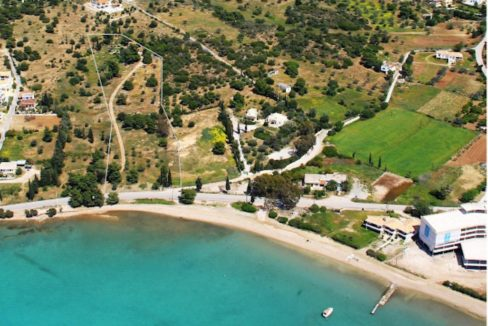 Seafront Land next to Nikki Beach Hotel in Porto Heli, Land to Built a Hotel, Seafront Land for Hotel, Seafront LAnd to Built Luxury Villa in Porto Heli 5