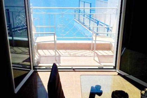 Seafront Property of 4 independent apartments in South Crete, Agia Galini. Seafront in Crete, Seafront Hotel, Seafront Villa in Crete 4