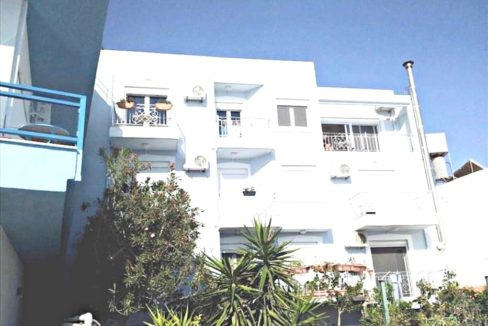 Seafront Property of 4 independent apartments in South Crete, Agia Galini. Seafront in Crete, Seafront Hotel, Seafront Villa in Crete 6