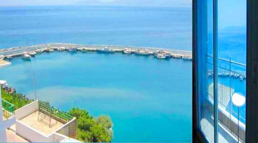Seafront Property of 4 independent apartments in South Crete, Agia Galini. Seafront in Crete, Seafront Hotel, Seafront Villa in Crete 7