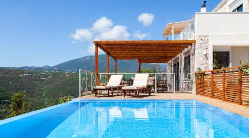 Sivota Villa at Lefkada Greece. Villas for Sale at Sivota, Villas for Sale at Lefkada, Lefkas Villas, Real Estate Lefkada