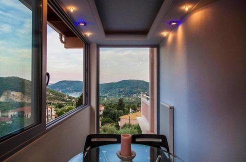 Villa Lefkada near Nydri. Lefkada villa, Lefkada hotel for sale, Lefkada property for sale, Lefkada Real estate, Nydri Lefkada Villa