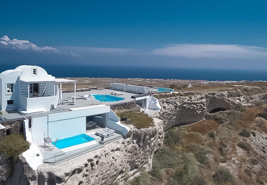Villa at Oia Santorini, Cave Villa Oia Santorini, Oia Property for Sale 5