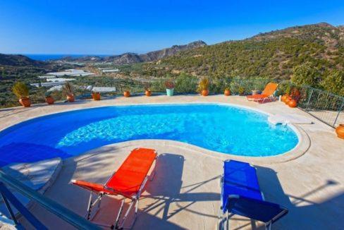 Villa for Sale in South Crete, Homes for Sale in Crete, Economy House for Sale in Crete, Property in Crete Greece, Real Estate in Crete