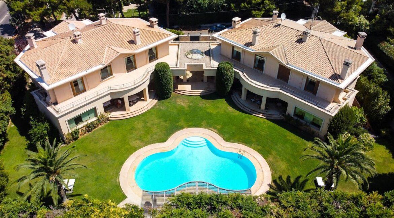 Villa for sale at Ekali, North Athens, Luxury Villas North Athens for Sale