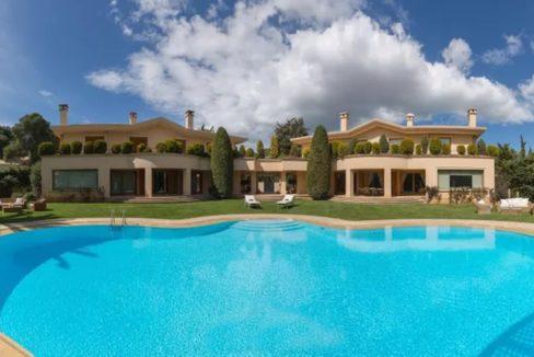 Villa for sale at Ekali, North Athens, Luxury Villas North Athens for Sale, Luxury Villas in Athens, Villas for Sale at Ekali Athens 1