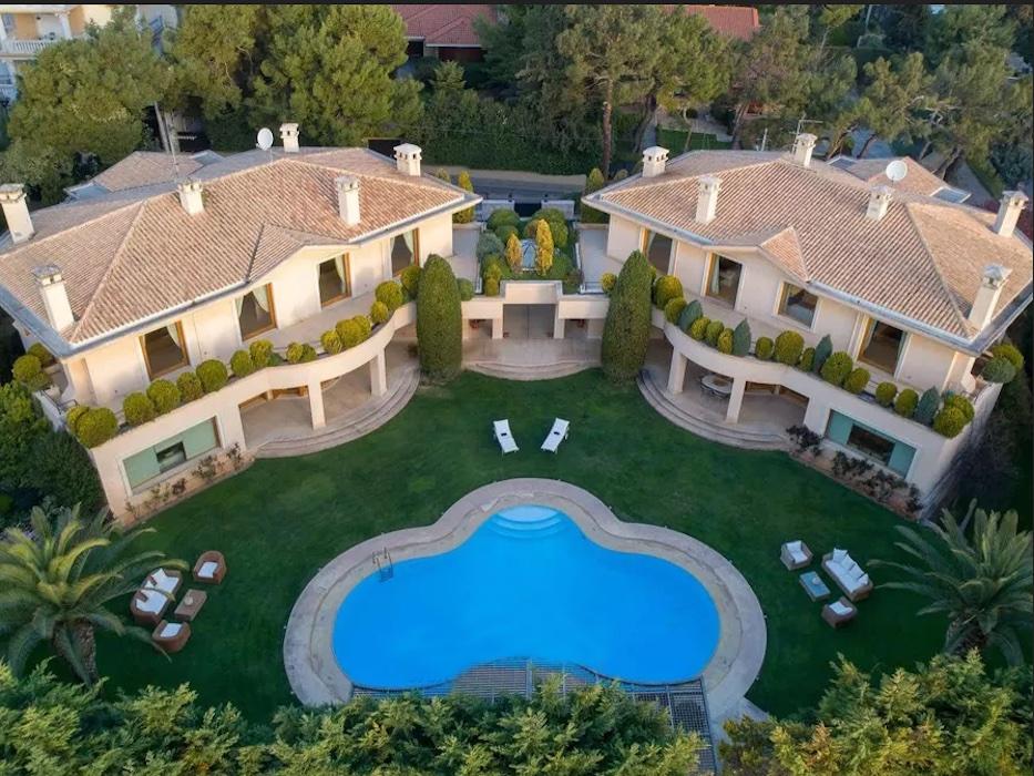 Villa for sale at Ekali, North Athens