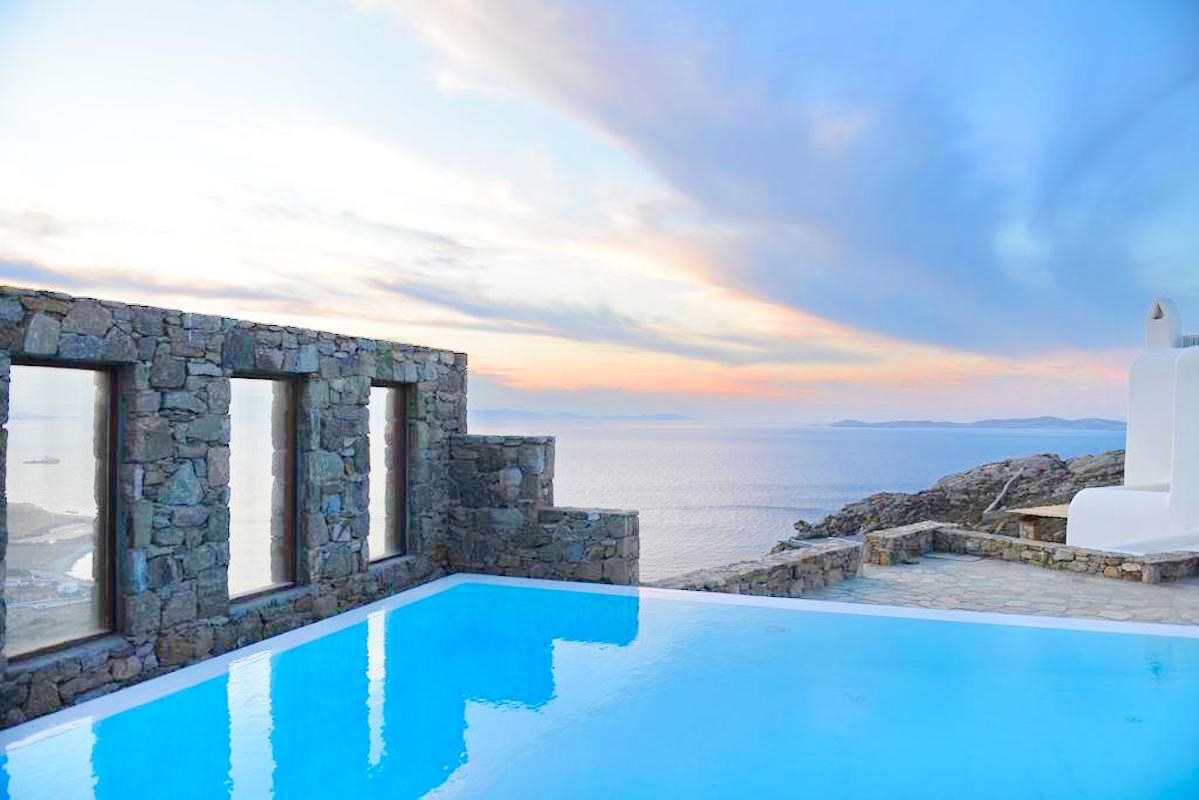 Villa in Mykonos, Property in Mykonos Choulakia