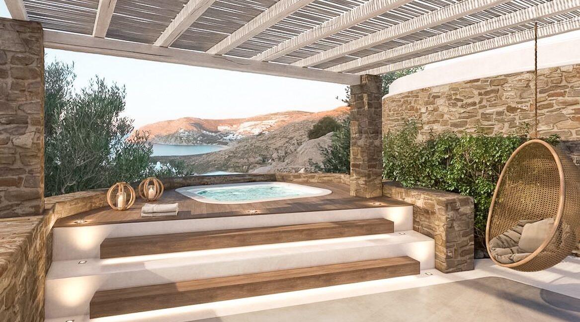 Villa in Mykonos with excellent sea view, Agrari, Mykonos villas 5